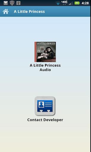 Audio Book - A Little Princess