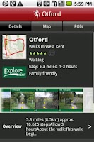 Screenshot of Explore Kent