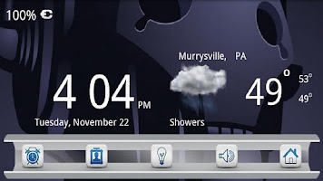 Screenshot of Desk Clock Plus