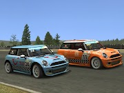 Race 07 coming from Atari
