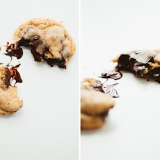 Caramel Chocolate Chunk Cookies