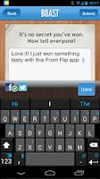 Screenshot of Front Flip