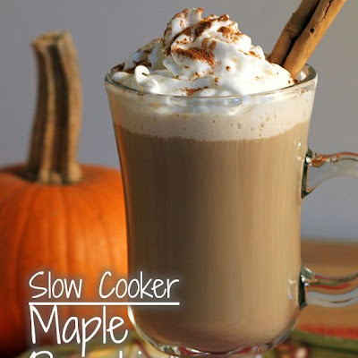 Maple Pumpkin Spice Lattes