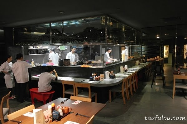 Restaurant Open Kitchen Concept open kitchen concept @ tonkatsuma maison - malaysia food