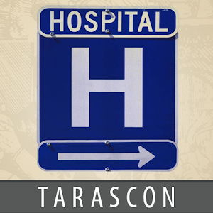 Cover art Tarascon Hospital Medicine