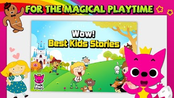 Screenshot of Best Kids Stories