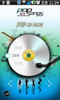 Screenshot of Pop HitSongs - Pro -
