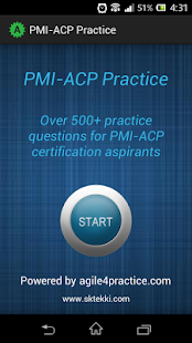 PMI ACP Practice - screenshot