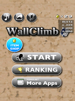 Screenshot of WallClimb