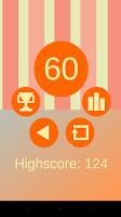 Screenshot of Tap Faster