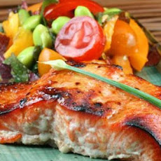 Salmon Miso Yaki (Weight Watcher Friendly - 7 Points)