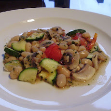 Healthy Italian Style Zucchini and Tomato Stir Fry