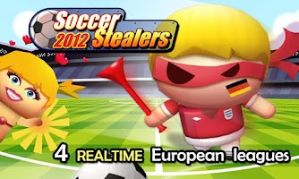 Screenshot of Soccer Stealers