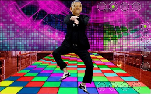 Obama Can Dance - screenshot