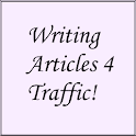 Writing Articles 4 Traffic! icon