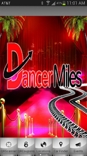 Dancer Miles - screenshot