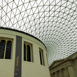 British Museum Great Court by Cristi Radulescu - Buildings & Architecture Other Interior