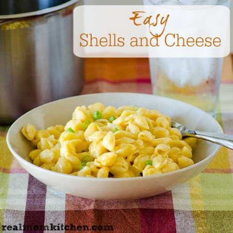 Easy Shells and Cheese