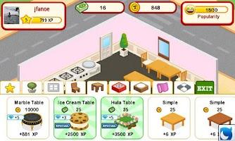 Screenshot of Tiny Chef