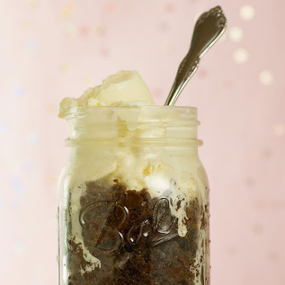 Slow Cooker Brownie Pudding Cake