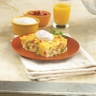 Hashbrown Breakfast Bake