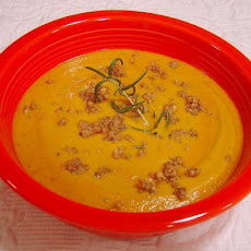 Rosemary Sweet Potato Soup