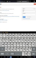 Screenshot of Thai Keyboard Envy Free