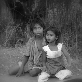 kids of a poor family  by Sethi Kc - Babies & Children Child Portraits ( kids of a poor family,  )