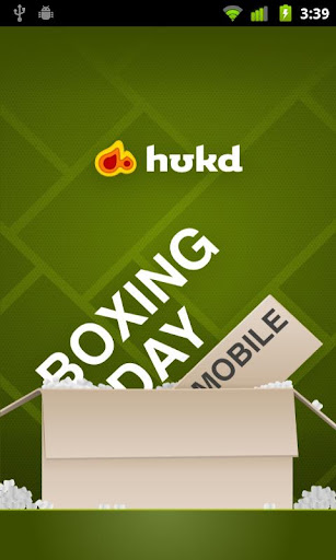 Boxing January Sales By HUKD