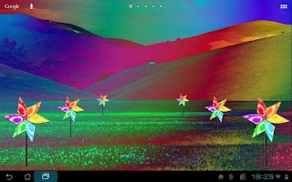 Screenshot of Pinwheels  Wallpaper
