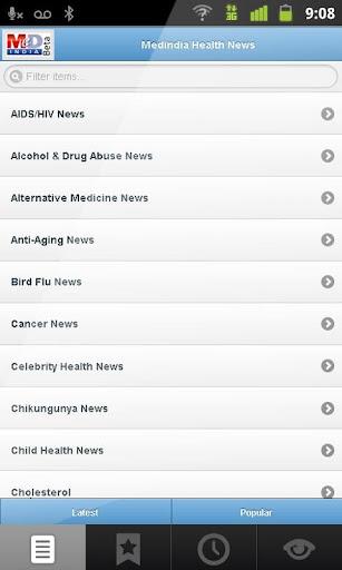 Medindia News