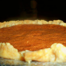 Easy Oil Pie Crust