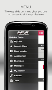 Alan Jay Toyota - screenshot