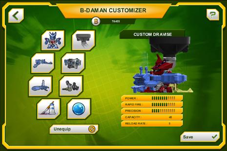 B-Daman apk screenshot