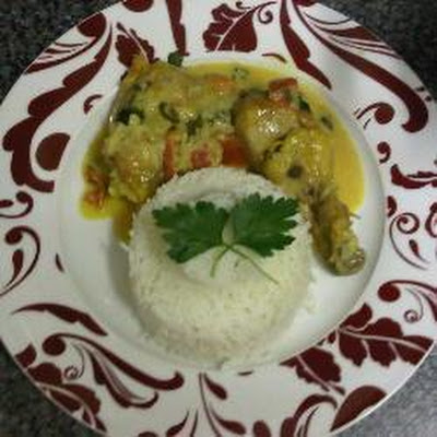 Brazilian Coconut Chicken