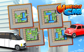 Screenshot of 3D Unblock Car
