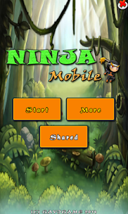 Ninja Mobile - screenshot