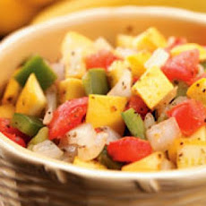 Corn Yellow Squash Medley