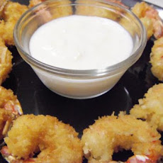 Red Lobster Pina Colada Shrimp