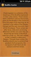 Screenshot of Buddha Lessons