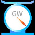 Glass Weight(ガラスの重量計算) icon