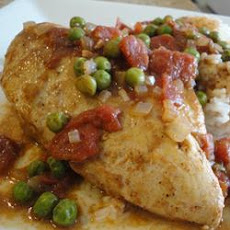 Garam Masala Chicken