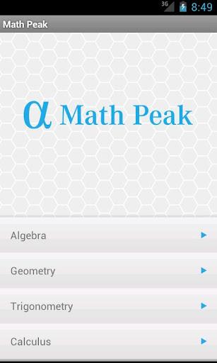 Math Peak