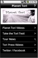 Screenshot of Planet Tori