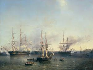 RIJKS: Louis Meijer: painting 1857