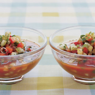Red-Pepper Gazpacho
