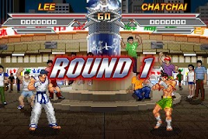 Screenshot of Kung Fu Do Fighting