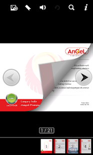 Angel Pumps (P) Limited - screenshot