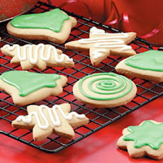 Christmas Cookie Cut Outs