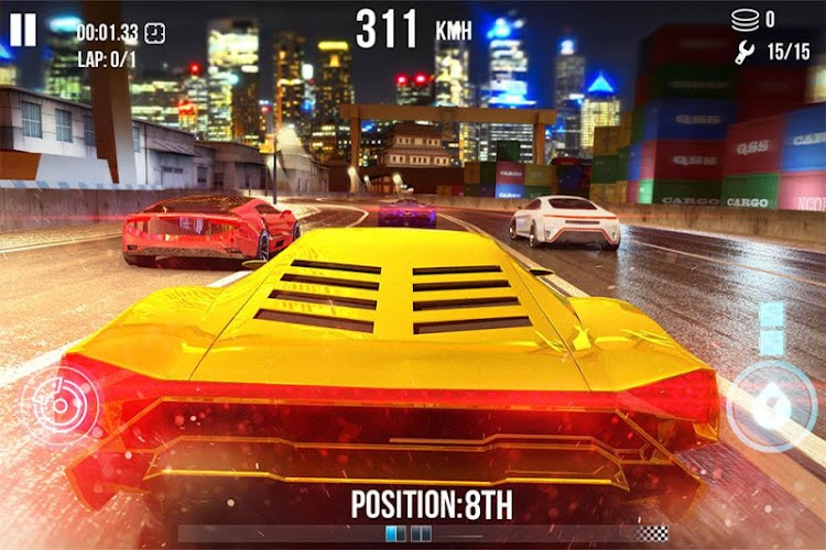 High Speed Race: Racing Need Android App Screenshot